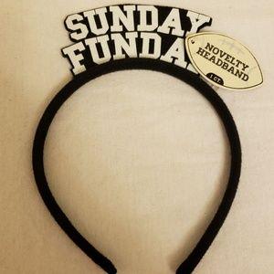 Sunday Funday Headband